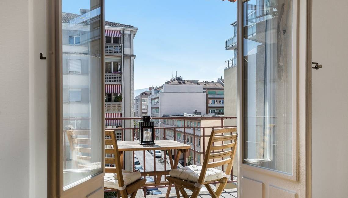 Rental Charming and Cosy 1 BR Apartment in the City Center - Charmilles
