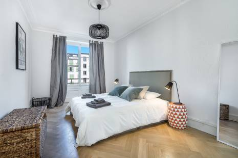 Charming and Cosy 1 BR Apartment in the City Center