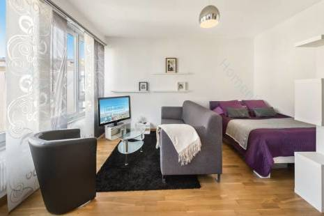Furnished and Well Located Studio on the right bank of Geneva