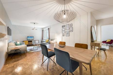 Brand New and Well Located Furnished Apartment in Geneva Center