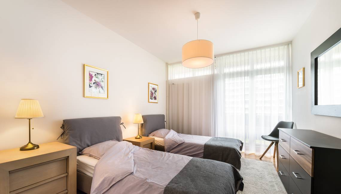 Rental Furnished Three Bedroom Close to the Embassies - Nations