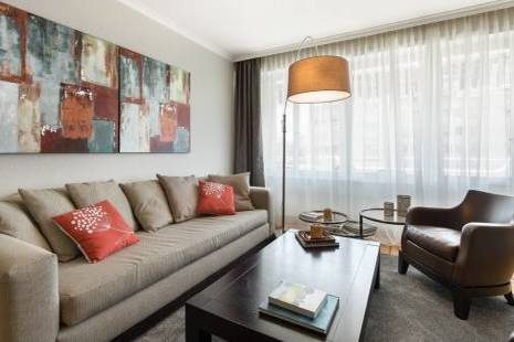 Premium Two Bedroom Apartment in Geneva