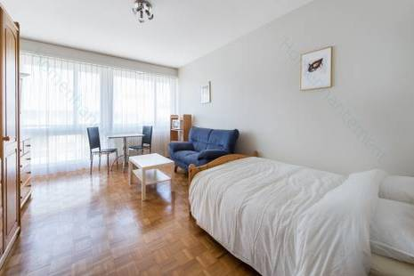 Nice Affordable Furnished Studio Apartment in Geneva Center, for a flexible period of rental