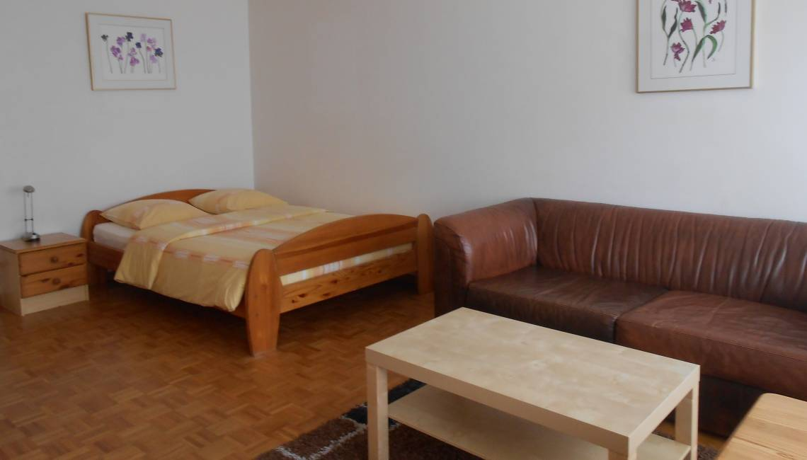 Rental Affordable and Furnished Studio in Chalet Style, in Geneva Center - Champel