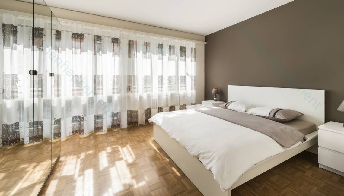 Rental Modern and Spacious Furnished Apartment, in Geneva Center - Champel