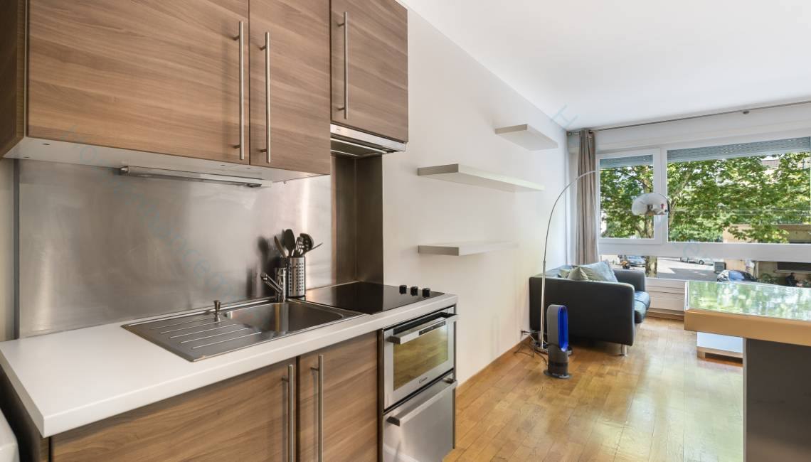 Rental Furnished Renovated Studio close to KPMG and International Organisations - Charmilles