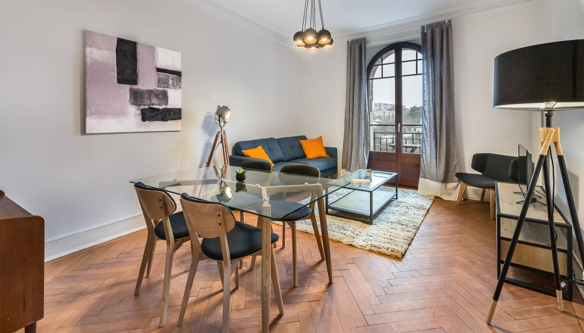 Rental Charming Furnished Apartment, Close to the United Nations - Nations