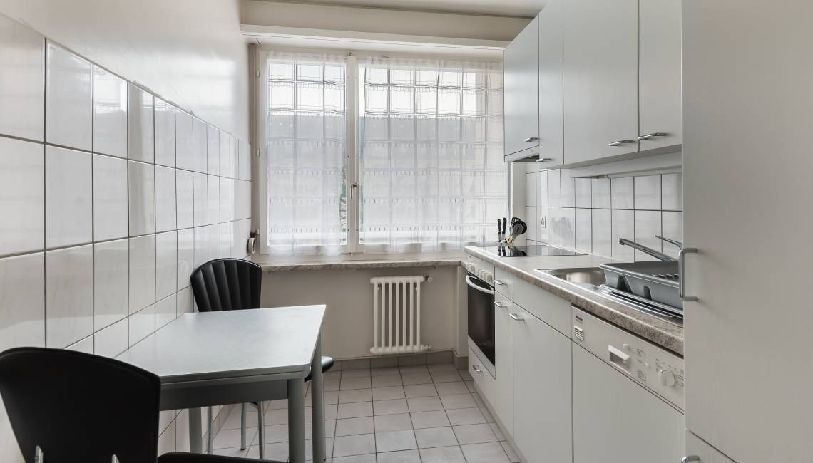 Rental Comfortable Furnished Apartment, Close to International Organizations in Geneva - Champel