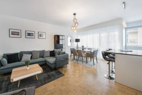 Standing & Sophisticated Furnished Apartment, Located Close to International Organizations