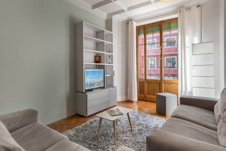 Spacious Furnished Apartment In the Heart of Geneva Center