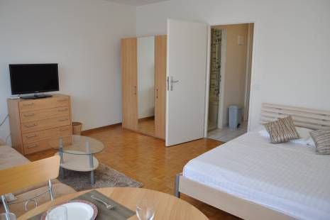Fully Furnished Apartment close to city center of Geneva (Champel)