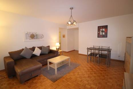 Luminous Furnished Apartment, in Geneva Center (Marignac)
